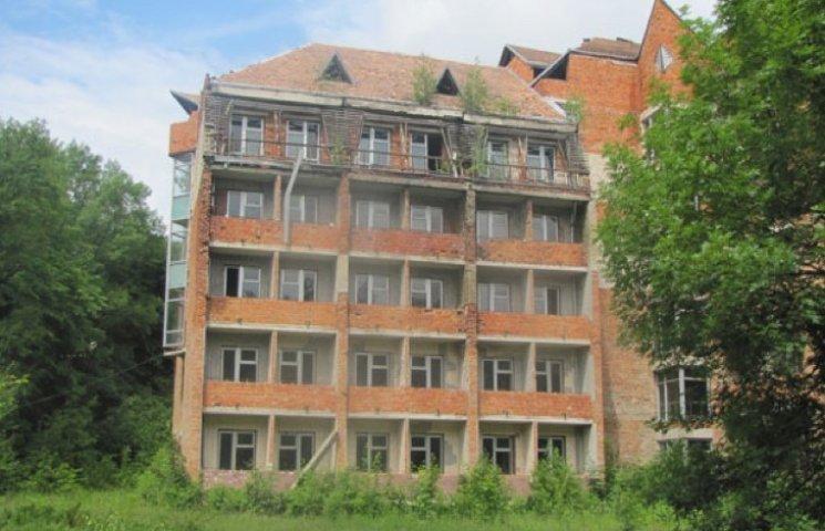 Бійцям АТО на Тернопільщині передадуть цілий санаторій