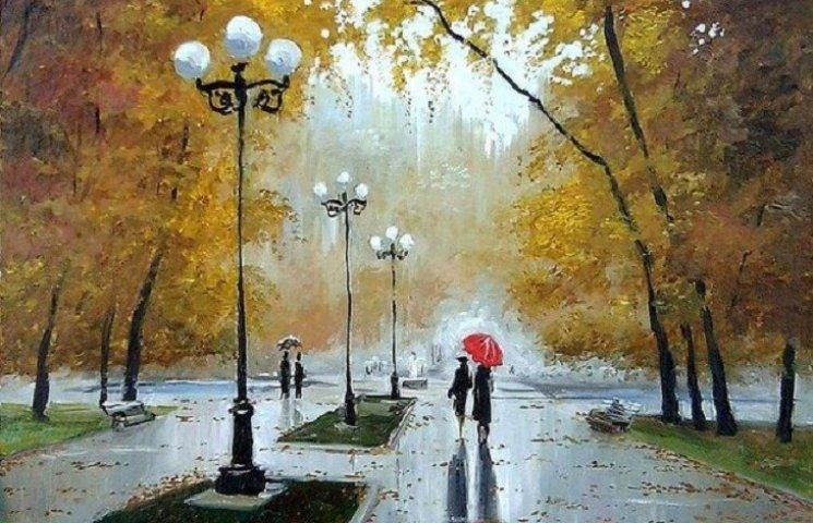 У Хмельницькому вдень можливий дрібний дощ