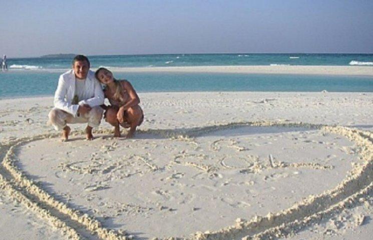 Кароль показала своє весілля на Мальдівах