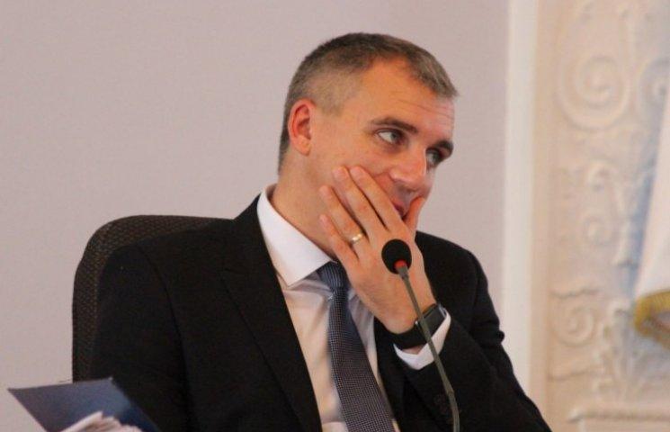 Сенкевич попал в ТОП-5 антирейтинга мэров Украины