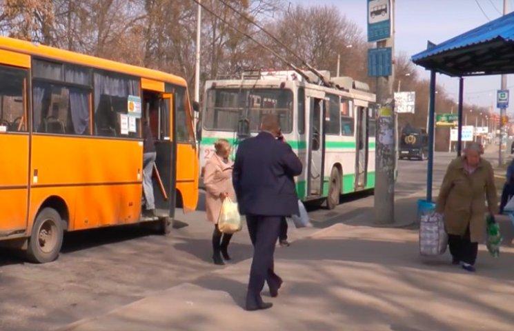 Мерія Хмельницького хоче ввести три нові тролейбусні маршрути
