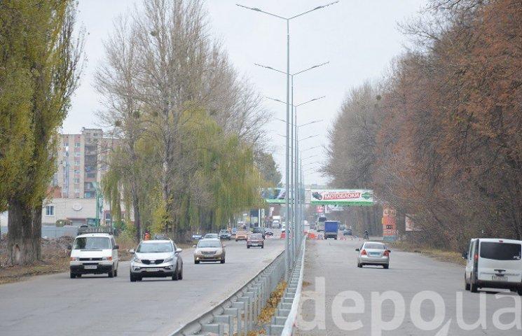 В'їзд у Вінницю з Немирівського шосе буде не впізнати