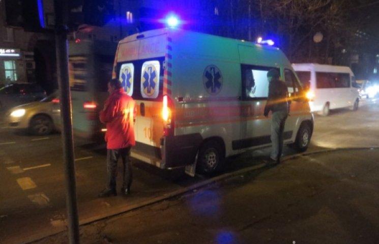У Хмельницькому на пішохідному переході збили людину