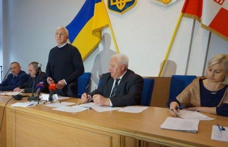 На Виннитчине депутаты не знают, что делать с церковью Матвиенко