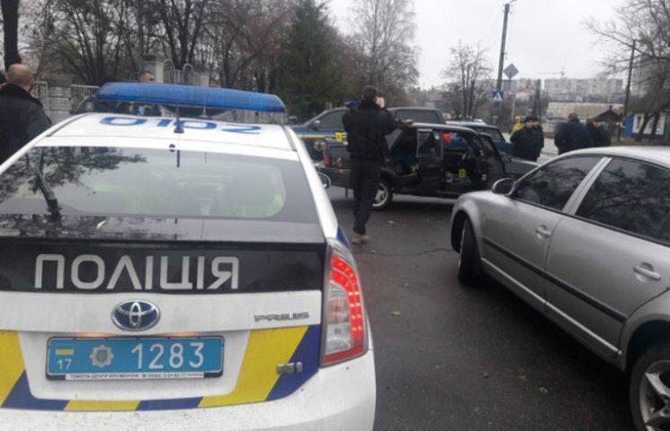 Вооруженное ограбление на Полтавщине: злоумышленников задержали по горячим следам