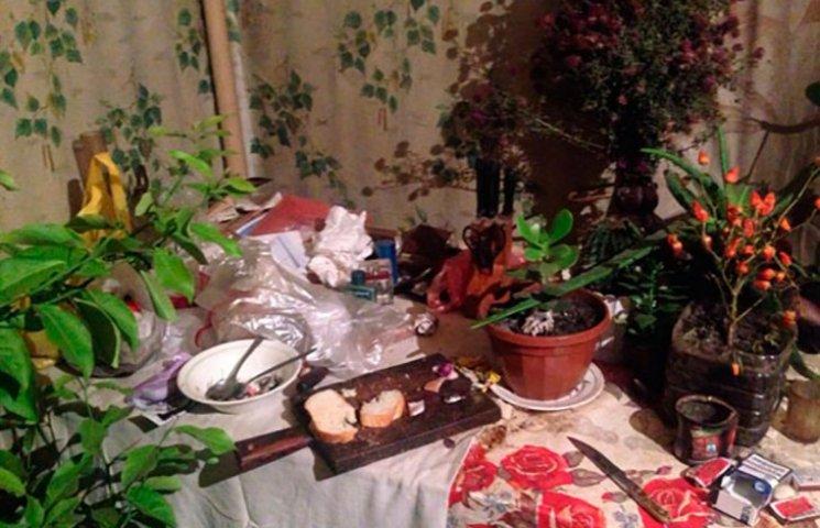 На Харківщині чоловік зрізав товариша по чарці