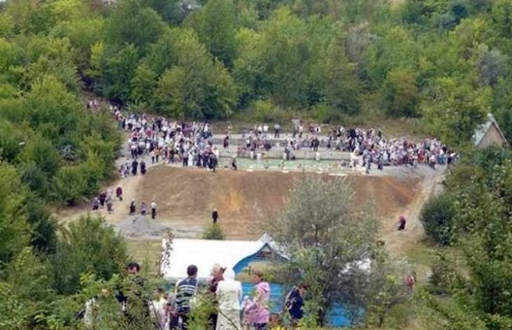 Десять гектаров винницкой земли в Долине крестов отдадут монастырю