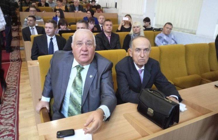 Экс-глава Николаевского облсовета хотел выгнать журналистов с сессии
