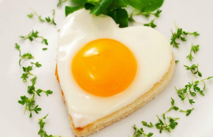 Завтрак на скорую руку или как яичницу сделать деликатесом