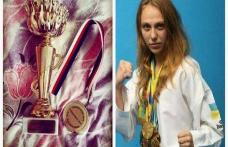 Каменчанка стала лучшей на мировом турнире по тхэквондо