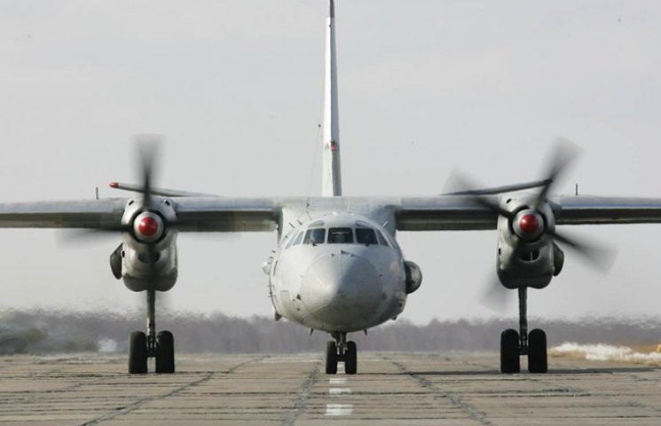 """Ремонт вінницького військово-транспортного літака """"Ан-26"""" обійдеться майже в 50 млн. грн."""