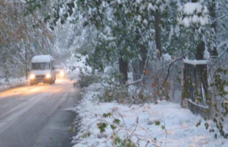 Погода увихідні: ВУкраїні очікують сильні снігопади, хуртовини таожеледицю
