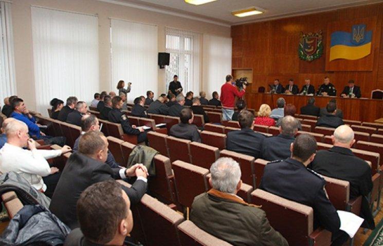 У Волочиську обговорювали громадську безпеку в тергромадах