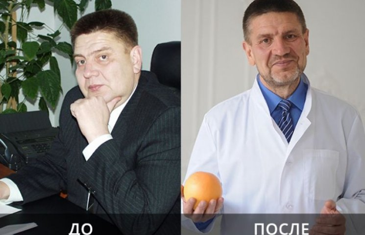 Екс-мер Шепетівки, скинувши 70 кілограм, осів в столиці