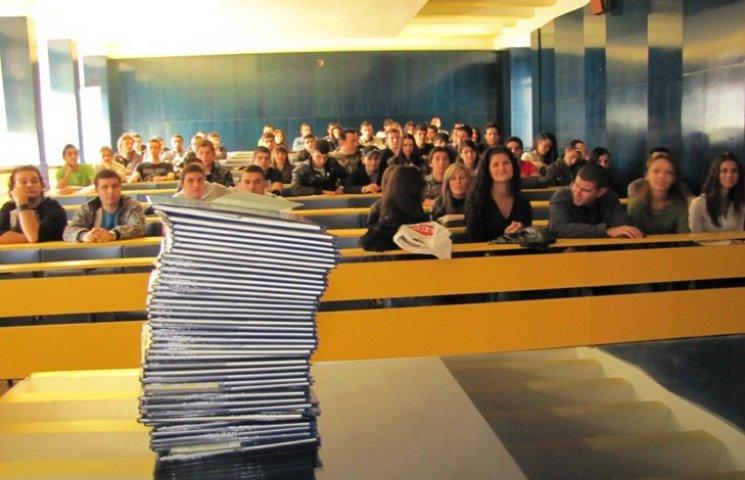 У Миколаєві зменшилася кількість студентів