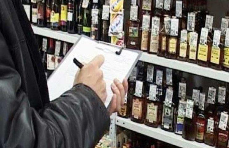 У Хмельницькому продовжують торгувати спиртним поза законом