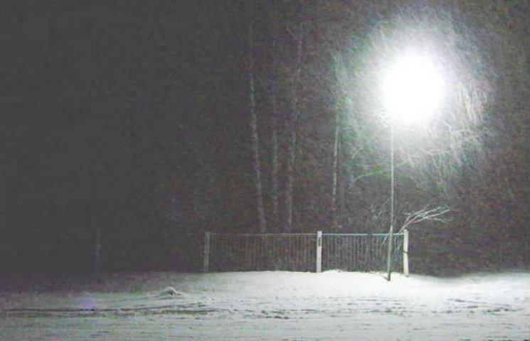 На Харківщині через снігопад знеструмлені чотири населених пункти