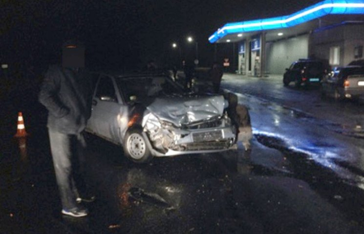 Пять человек пострадали в ДТП на Полтавщине