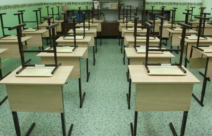 На Вінниччині через негоду не працюють 30 шкіл