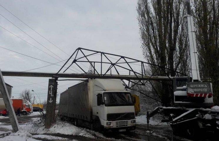 """Через аварійне пошкодження газопроводу """"Тяжилів"""" залишився без газу"""