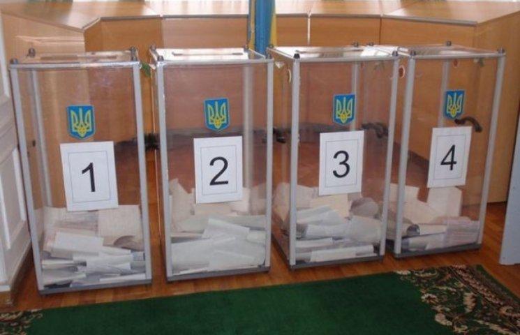 На вибори в об'єднаних територіальних громадах Вінниччини виділять три мільйони гривень
