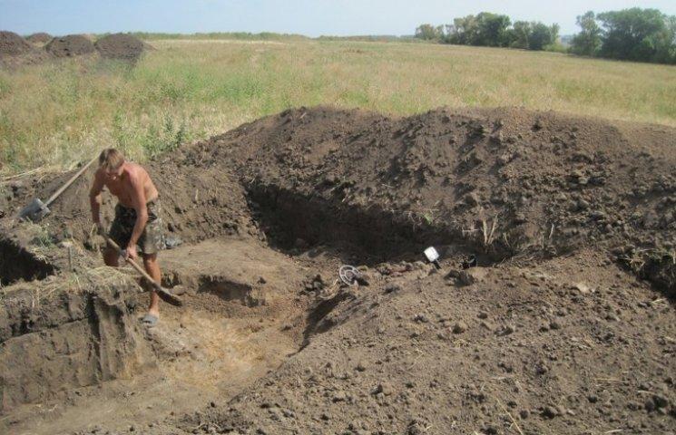 Вінницькі чиновники віддали в оренду скіфське і зарубинецьке поселення