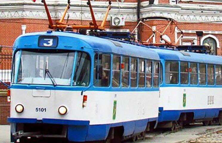 У Харкові трамваї на два дні змінять маршрути