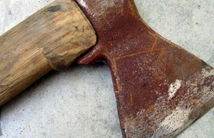 П'яний вінничанин убив односельчанку обухом сокири