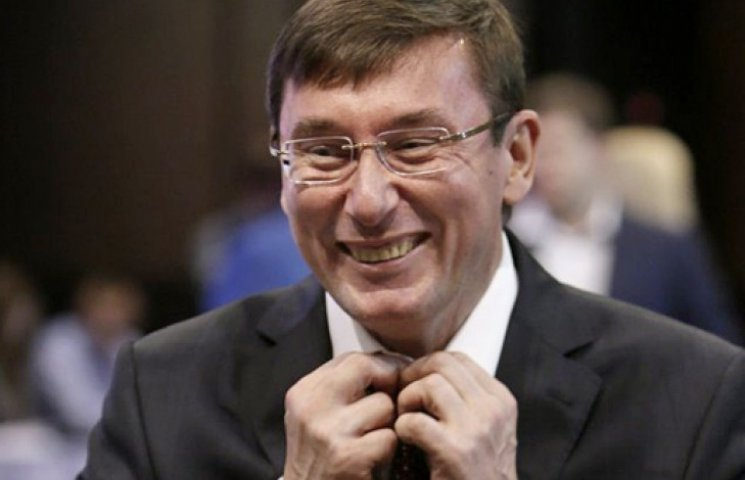 Луценко призначив сина свого адвоката заступником прокурора Полтавщини
