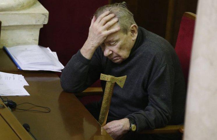 Хто хотів зробити з Юрія Шухевича провокатора