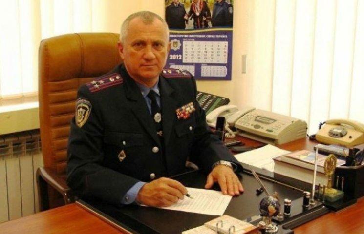 Люстрированый руководитель полиции Кременчуга возглавил Гребенковский райотдел
