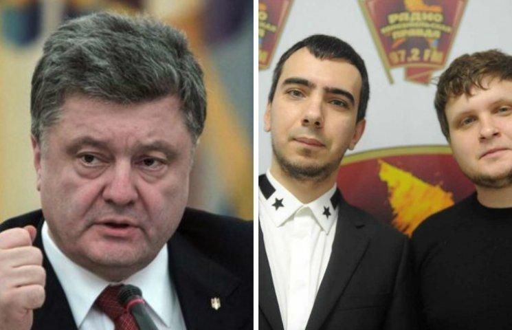Пранк с Порошенко. Почему Вован и Лексус на самом деле являются агентами спецслужб от Суркова