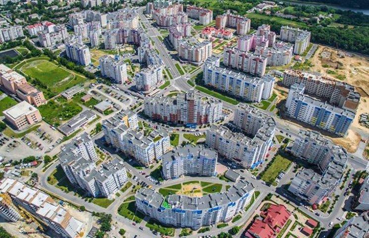 Какие украинские города строят больше всего жилья