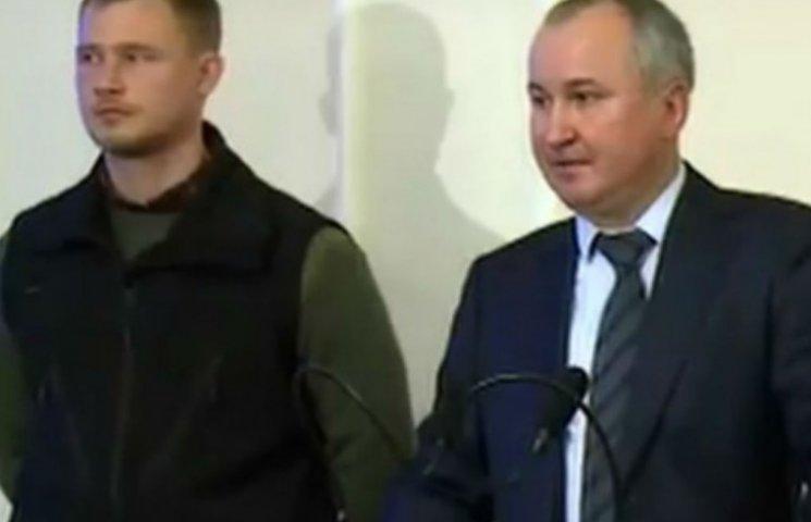 Похищенный экс-офицер ФСБ Богданов чудом выжил и вышел в люди с Грицаком (ФОТО)