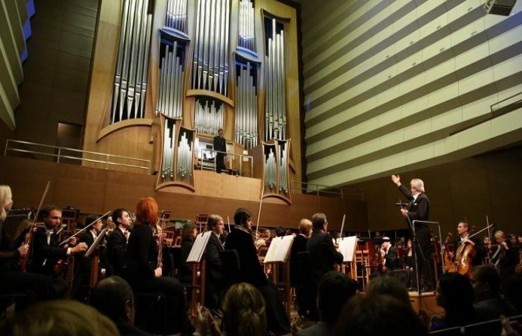 Змонтований у Харкові орган є найкращим в Україні, - Світлична (ФОТО, ВІДЕО)