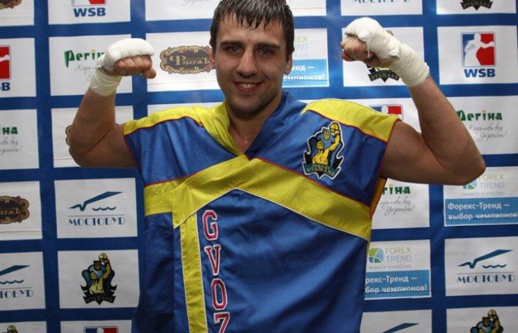 Як українець Гвоздик побив Чілембу в Лас…