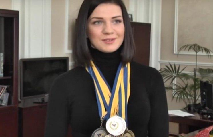 """Полтавчанка стала первой в Украине обладательницей титула """"Фитнес-модель"""""""