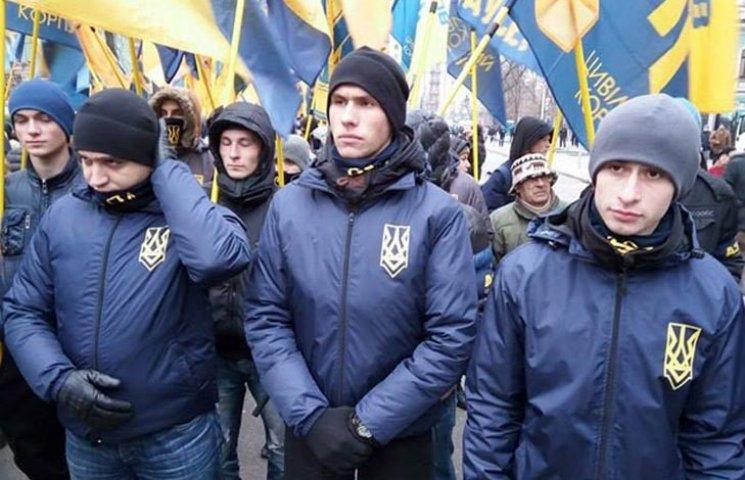Третья годовщина Майдана (ФОТОРЕПОРТАЖ)