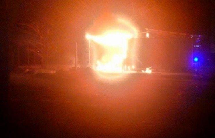У Харкові поліція взялася за пожежу в майстерні, що належить активістам