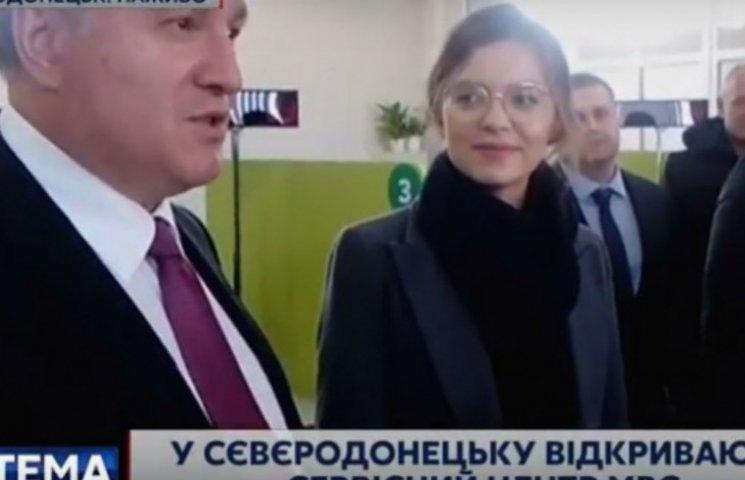 Настя Авакова вийшла в люди, подякувала партнерам і захотіла зворотного зв'язку (ФОТО)