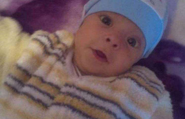 Чотиримісячний хлопчик з Вінниці помер, так і не дочекавшись пересадки печінки