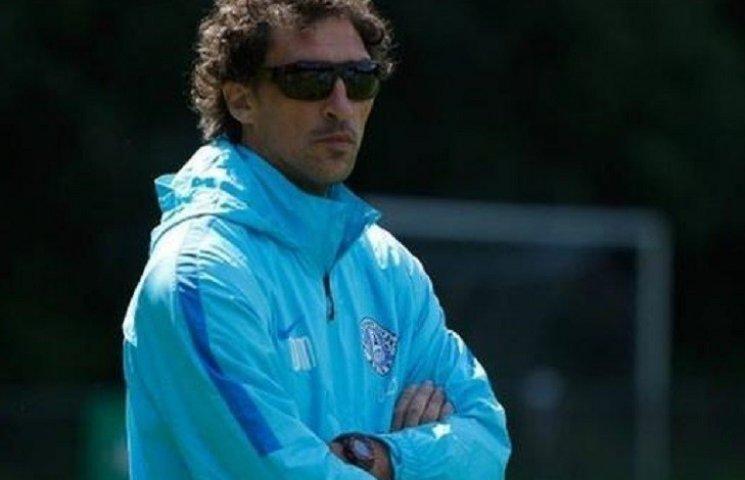 """Тренер """"Дніпра"""" Михайленко розповів про причини відсутності у складі Чеберячка"""