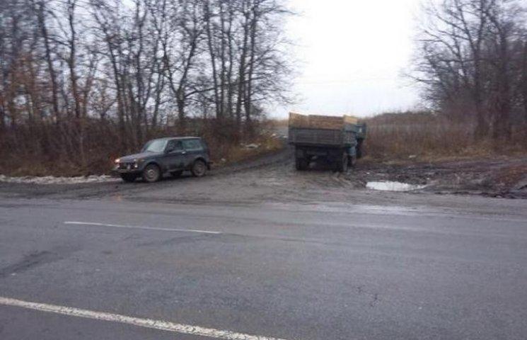Вінницькі ДПСники полюють на брудні машини