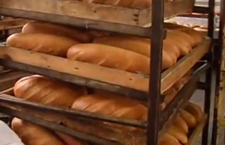 На Днепропетровщине возрастет цена на хлеб