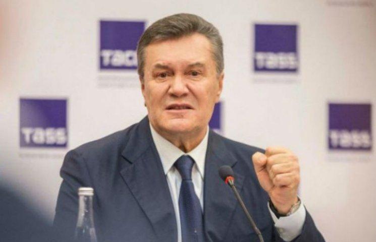 Що Сурков передав через Януковича