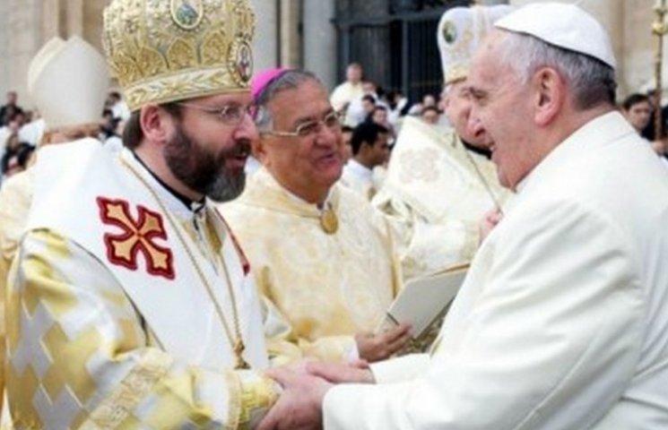 В Днипре глава греко-католиков посетит раненых