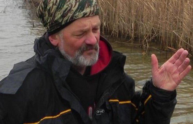 Путешественник рассказал об опасных существ на берегах Днепра