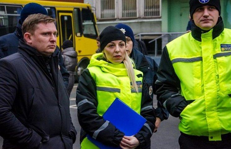 В Днипре проходят проверки пассажирских перевозок