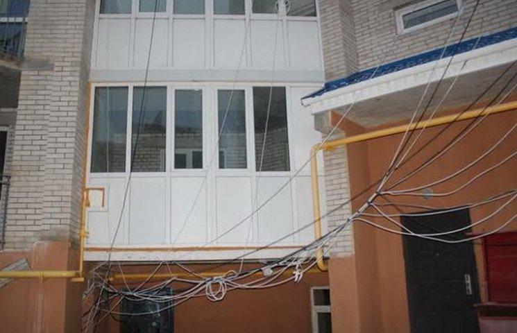 """Сорок вінницьких сімей живуть в """"електричних джунглях"""" і платять за світло за комерційним тарифом"""