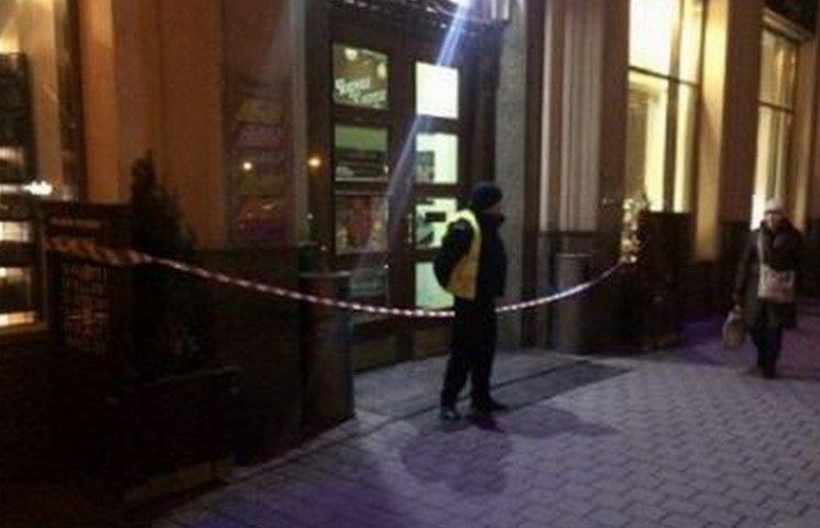У Львові одночасно евакуювали чотири торгівельних центри